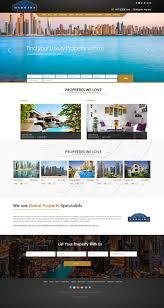 It Website Design Real Estate Web Design Dubai Real Estate Web Design Company