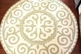 6 ft round rug. 6 Ft Round Area Rugs Elegant Burgundy Gray Inside Foot Rug Plan 19 X