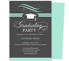 Graduation Invitation Template Delectable Graduation Party Invitation Templates Swirl Graduation Party