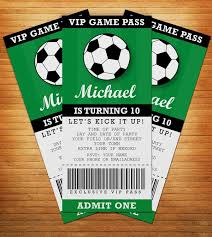 Soccer Party Invite Soccer Party Invite Free Printable M Gulin