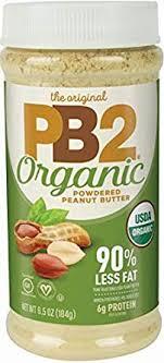 <b>PB2 6.5</b> oz Organic Powdered <b>Peanut Butter</b>: Amazon.ca: Grocery