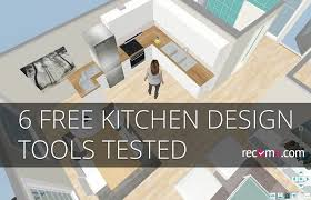 3d design kitchen online free. Unique Kitchen Design Your Kitchen For Free Six Online 3D Tools Tested  RecomNcom And 3d Free
