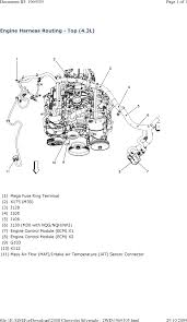 repair guides wiring systems and power management 2008 harness engine harness routing top 4 3l 2008
