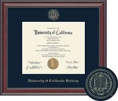 uc berkeley diploma frames shop college wear university of california berkeley studio diploma frame navy shop college wear
