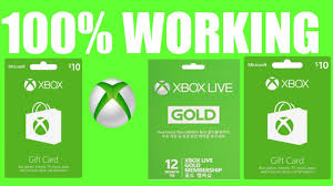 how to get free xbox gift cards how to get free xbox live how