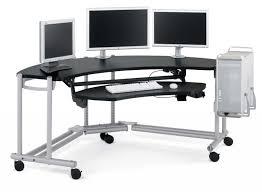 home office gaming computer. Gaming Office Desk. Interior And Home: Modern Ergonomic Computer Desk Corner Design Home O