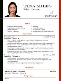 Format Of Resume 12 Latest For And Maker
