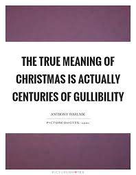 Meaning Of Family Quotes Fascinating I'm Into The True Meaning Of Christmas Faith Family And