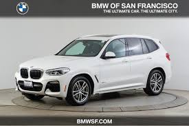 Certified Pre Owned 2018 Bmw X3 Xdrive30i Sports Activity Vehicle Sport Utility In San Francisco Jlc73934bcl Bmw Of San Francisco