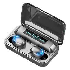 <b>F9</b>-<b>6 TWS</b> 5.0 true <b>wireless</b> stereo headset Sale, Price & Reviews ...