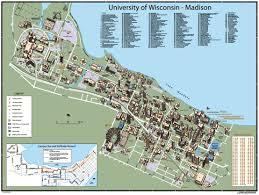 uw madison map  doty street