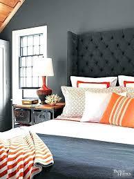 grey headboard decor ideas dark grey headboard for fancy dark brown carpet what color walls dark