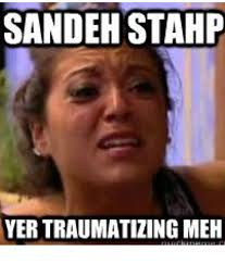 Sandy Memes: Cuddling Weather - Sandy Bitches - 1 via Relatably.com