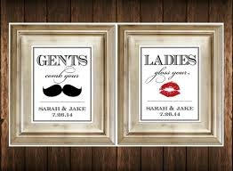 bathroom signs funny signs for the home bathroom on wooden wall