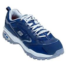 sketchers tennis shoes women. skechers shoes: women\u0027s steel toe eh athletic shoes 76224blsl sketchers tennis women