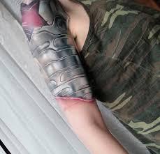Marvel Tattoo Tumblr