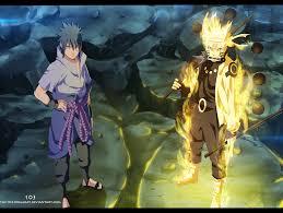 Naruto and Sasuke Battle (Page 1) - Line.17QQ.com