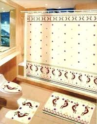 southwest bathroom rugs southwestern luxury sets bath rug