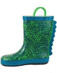Oakiwear Rain Boots Size Chart Oaki Oakiwear Kids Loop Handle Boots Heros Rakuten Com