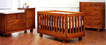 solid wood nursery furniture. Solid Wood Nursery Furniture Sets Contemporary Cribs Made In USA Baby Eco Trends With 4 E