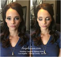 pasadena wedding makeup artist team angela tam rachel bridal makeup and hair design los angeles and orange county makeup artist angela tam