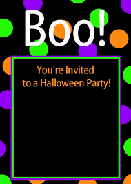 Free Halloween Birthday Invitation Templates Luxury Free Printable Halloween Birthday Invitations Kids