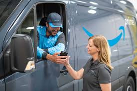 Fedex Jobs El Paso Amazons Delivery Van Network Is A Direct Challenge To Ups