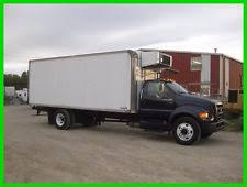 ford f750 2004 ford f750 22 reefer box used reefer