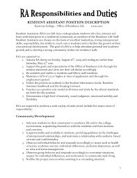responsibility resume co responsibility resume