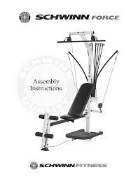 schwinn home gym 701s elliptical bike diy 3d workout machine ping pdf 2016