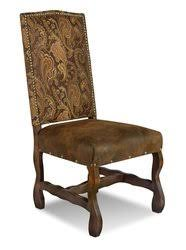rustic dining chairs. Unique Rustic Merida Rustic Suede Dining Chair W Tapestry Fabric Inside Chairs I