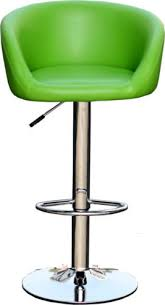kitchen bar chairs. Tuscany Green Padded Kitchen Adjustable Bar Stool Chairs