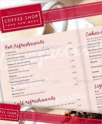 20+ Coffee Menu Templates – Free Sample, Example Format Download ...