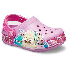 Kids Crocs Clogs Size C2 J78 Purple Crocs Singapore Fun