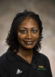 Wright State University athletic director Bob Grant recently declined to renew the contract of volleyball coach Trina Smith, who ended her tenure at 82-134 ... - Trina-Smith-WSU-volleyball-courtesy-of-Wright-State-athletics