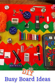 super cute diy busy board ideas some call them sensory boards or activity boards