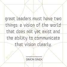 Quote On Leadership By Simon Sinek Author Of Start With Why