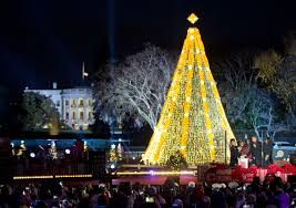 Dc Holiday Lights Tour Dry Tranquil Conditions In Store For National Christmas