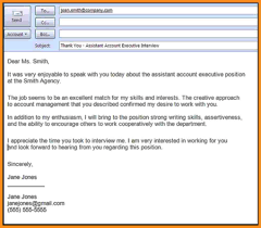 Follow Up Email After Resume Template Job Interview Subject Line