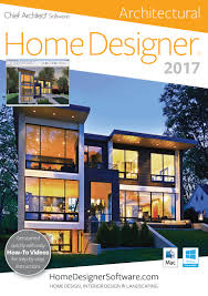 Amazon.com: Home Designer Architectural 2017 [PC] [Download]: Software