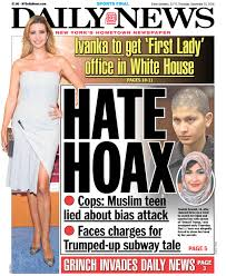 yasmin seweid new york daily news muslim w fabricates in addition to reporting on the hoax the editorial board wrote an honest merciless article expressing their thoughts on the matter ldquoat age 18