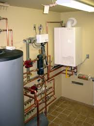 Hydronic Heating System Design This Well Designed Mechanical Room By Radiant Engineering