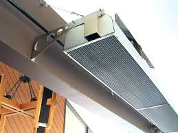 hanging propane patio heater ceiling patio heater amazing natural gas propane wall ceiling mount and outdoor