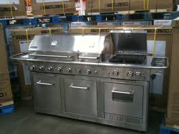 Master Forge Outdoor Kitchen Costco Jenn Air Deluxe Outdoor Kitchen With Oven 720 0658a Page