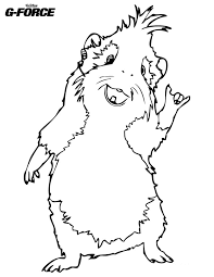 Small Picture Guinea Pig Coloring Pages To Print Coloring Home