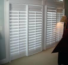 shutters for sliding glass doors bypass track shutters sliding glass door shutters plantation shutters for sliding shutters for sliding glass doors