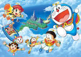 3D Doraemon Wallpaper on WallpaperSafari
