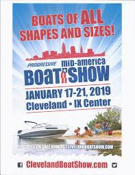 Image result for cleveland boat show
