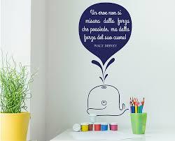 Adesivi per cameretta stickers murali bambini disney
