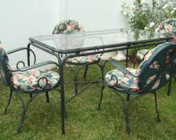 antique metal outdoor furniture. 4 1940 industrial antique vintage klismos iron art deco french garden painted metal patio arm outdoor furniture